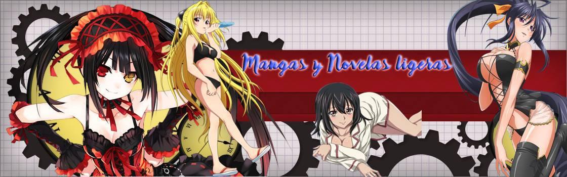 Mangas y Novelas Ligeras
