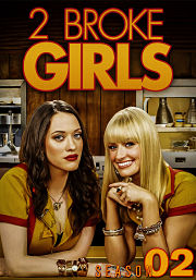 2 Broke Girls Temporada 2×09
