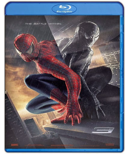 Spiderman 3 (2007) HD 1080p Latino