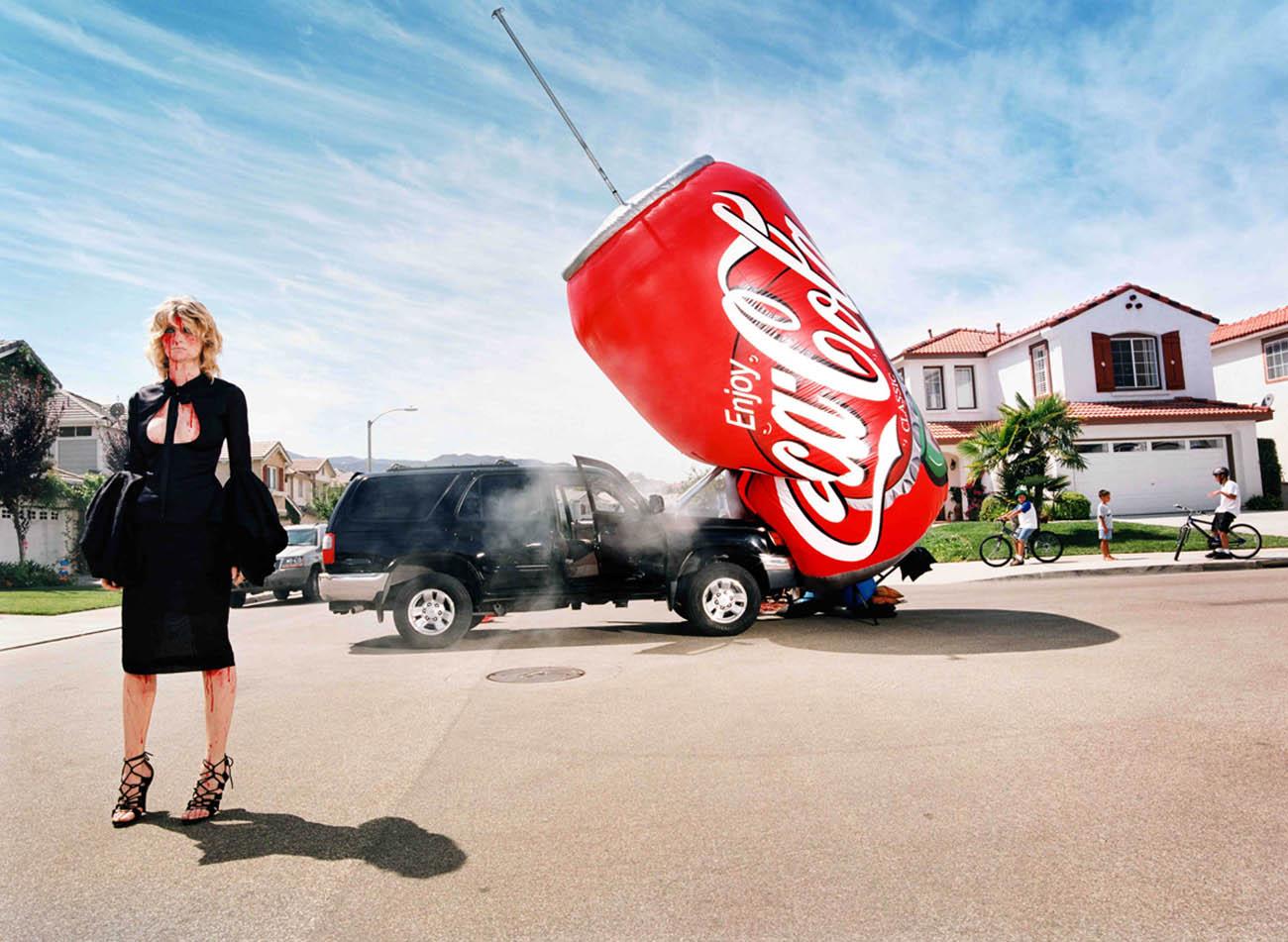 Birkin & Cappuccino: David Lachapelle!