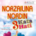 Review Novel : 3 Kata Hati ~ Norzailina Nordin