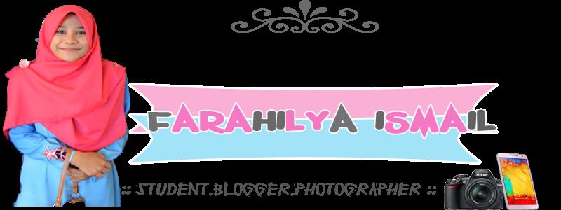 Farahilya Ismail
