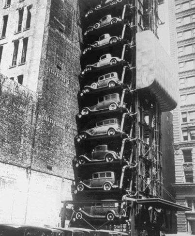 NYC, parking,