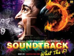 Soundtrack songs 2011