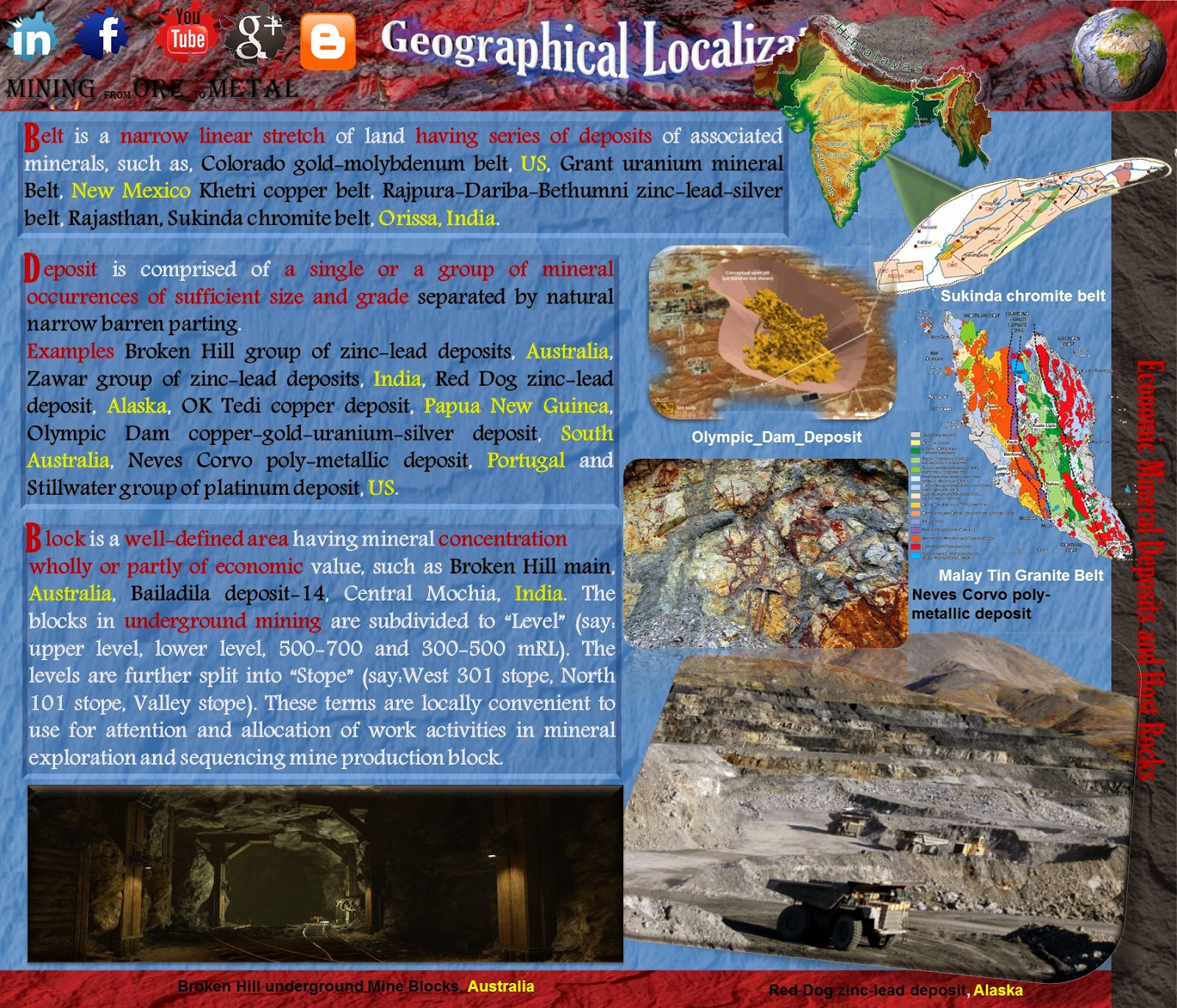 mineral exploration Exploration diamond drilling is used in the mining industry to probe the contents of known ore early diamond drilling opened up many new areas for mineral.