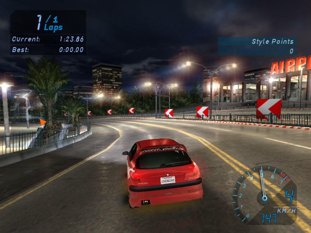 Need For Speed Underground Wallpapers Pc Games Wallpapers