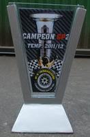 Campeón Gp2 2011/12