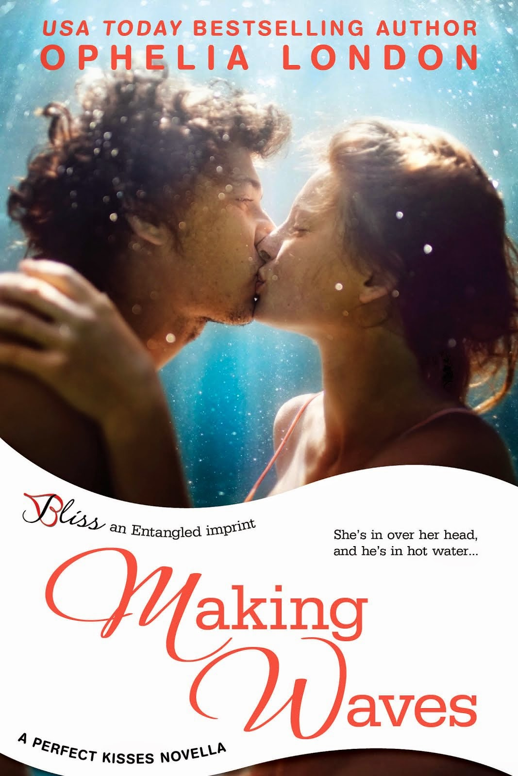 Making Waves (Perfect Kisses 4)
