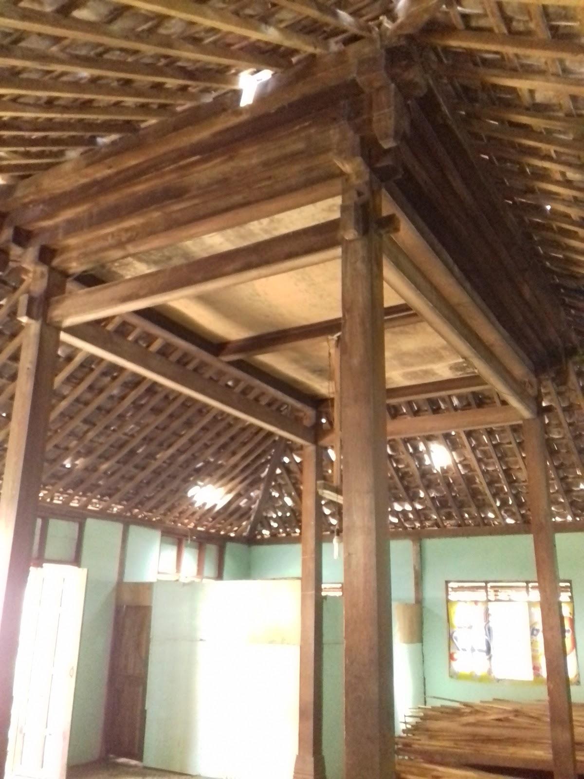 Joglo Kayu Kuno. Image Number 74 Of Desain Rumah . & Desain Rumah Kayu Kuno \u0026