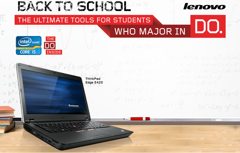 Lenovo $50,000 Sweepstakes & Daily Instant Win Game (US & Canada)