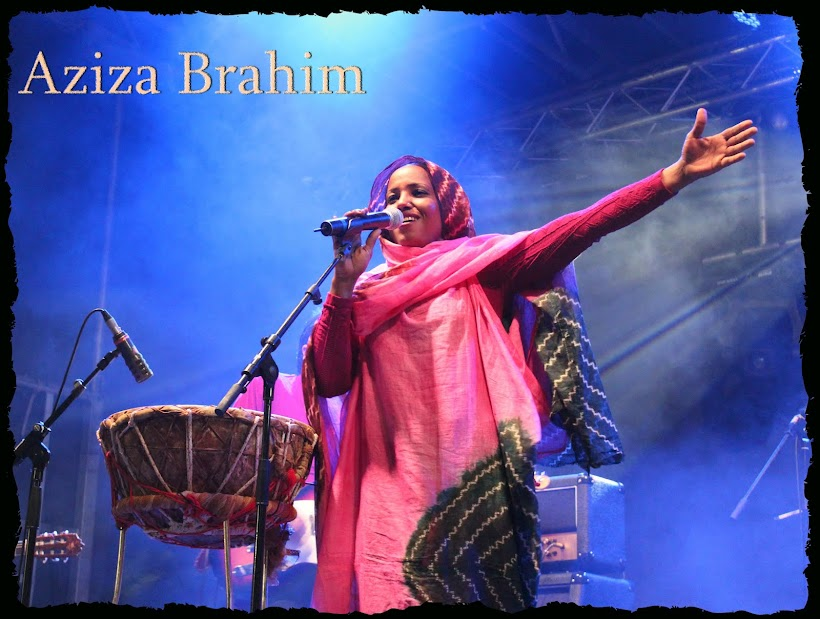 AZIZA BRAHIM  