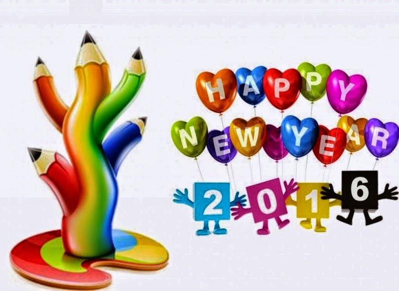In thiệp giáng sinh, thiệp chúc mừng năm mới 2016