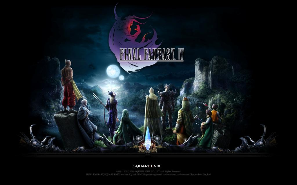 Final Fantasy HD & Widescreen Wallpaper 0.918726395066257