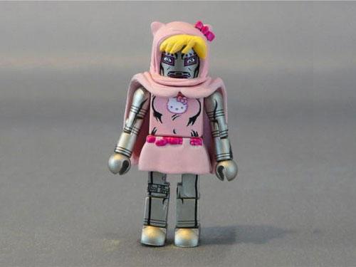 Dr. Doomsy: Hello Kitty Dr. Doom Minimate