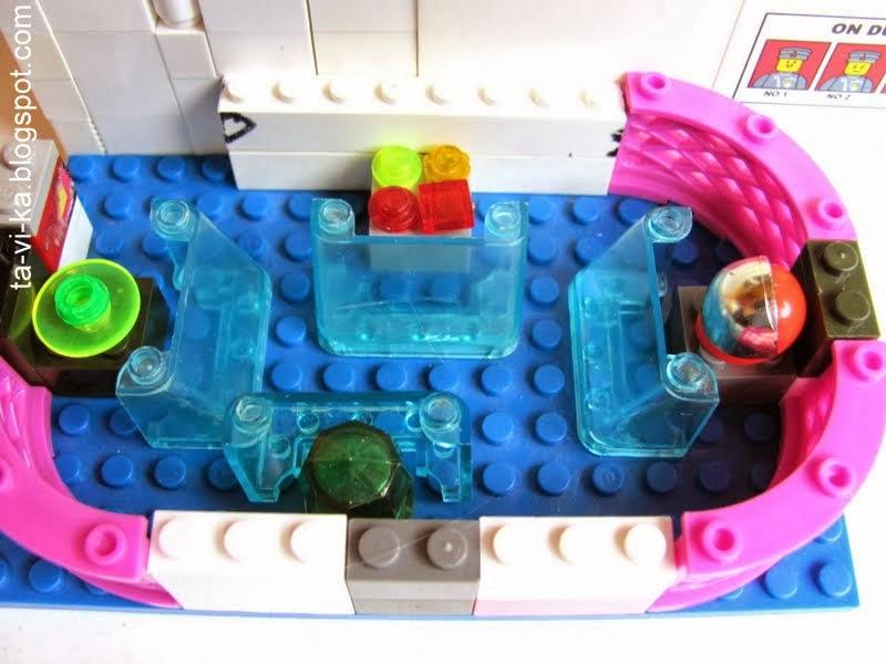 поделка из lego