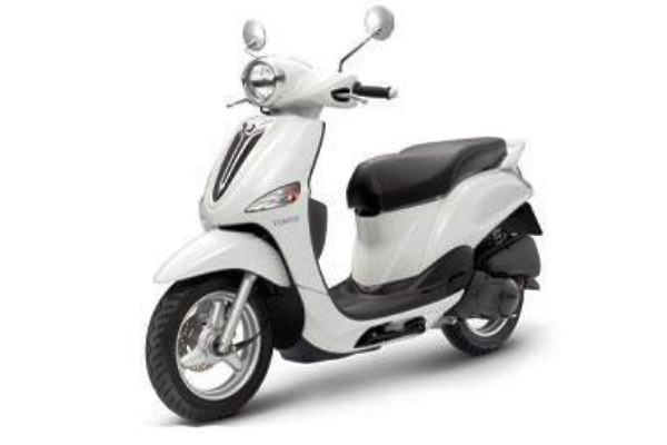 Skuter Klasik Yamaha 125 cc