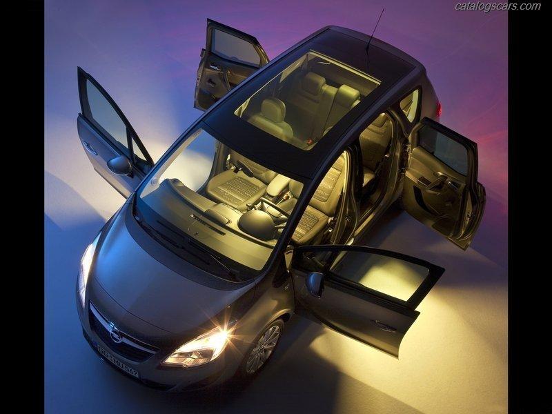 صور سيارة اوبل ميريفا 2012 - اجمل خلفيات صور عربية اوبل ميريفا 2012 - Opel Meriva Photos Opel-Meriva-2011-12.jpg