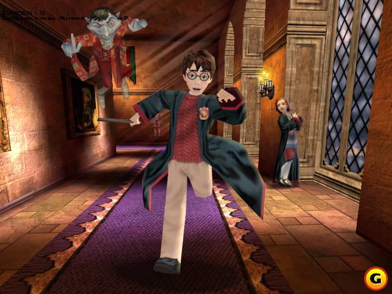 harry potter spiele