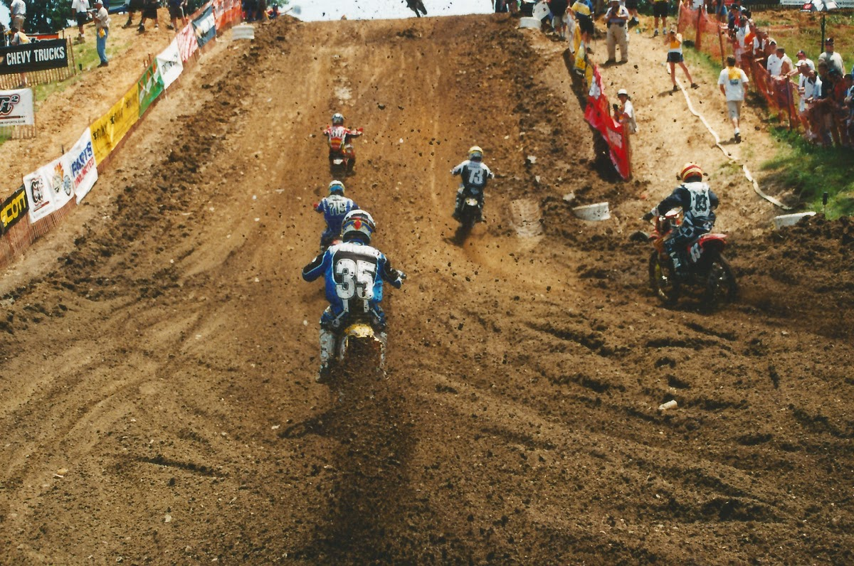David Pingree Budds Creek 2000
