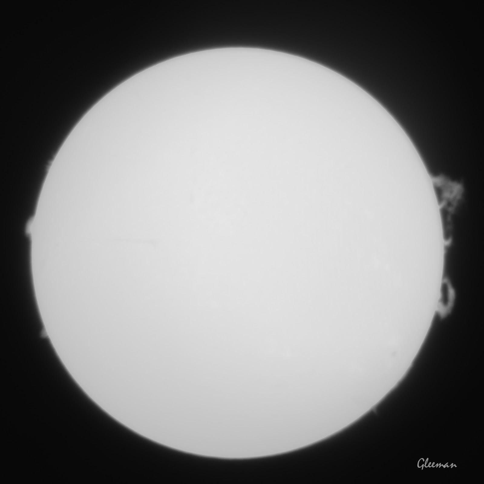 solar H-alpha