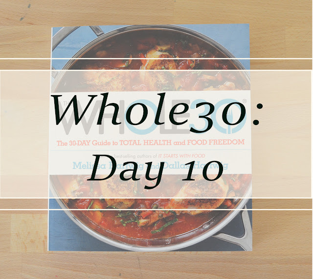 Papered Pine // Whole30 Day 10