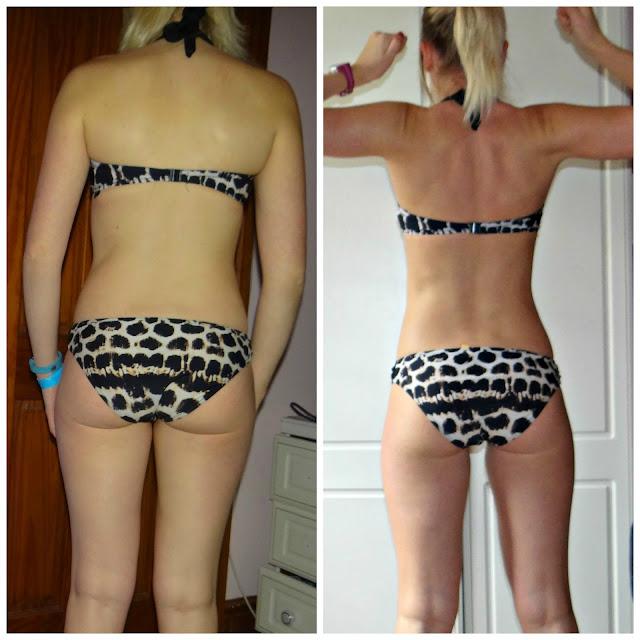 Kayla Itsines Bikini Body Guide results