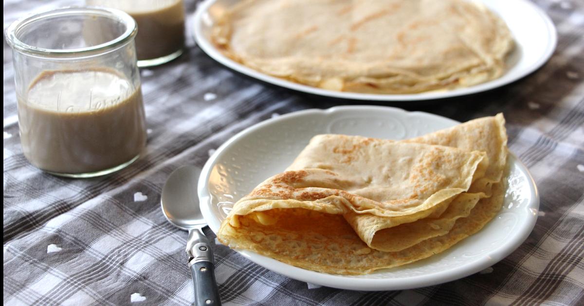 Flo en cuisine p te cr pes sans gluten - Laisser reposer pate a crepe ...