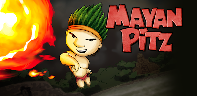 Mayan Pitz - a fascinating toy, in which you play as a kid and you play with them in a game very similar to football.