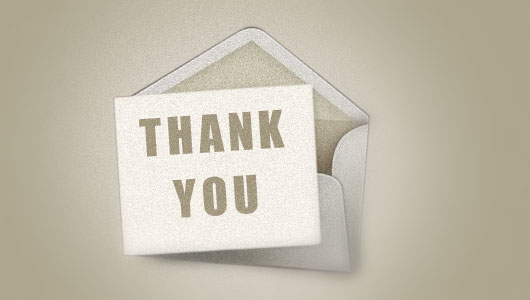 50 Top Examples Of Thank You Cards Jayce O Yesta