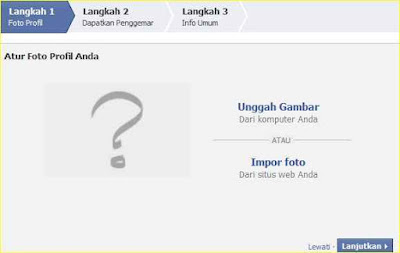 cara membuat facebook fan page