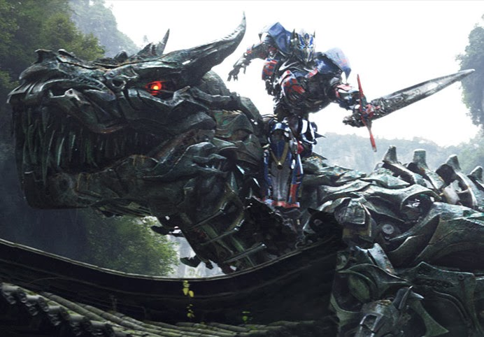 Transformers: Age of Extinction - Big Game Teaser Trailer