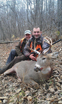 Minnesota whitetail buck