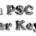 WARDER ATTENDANT / DUFFADAR EXAM ANSWER KEY 14-02-2015