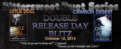 BITTERSWEET DUET Release Blitz & Giveaway