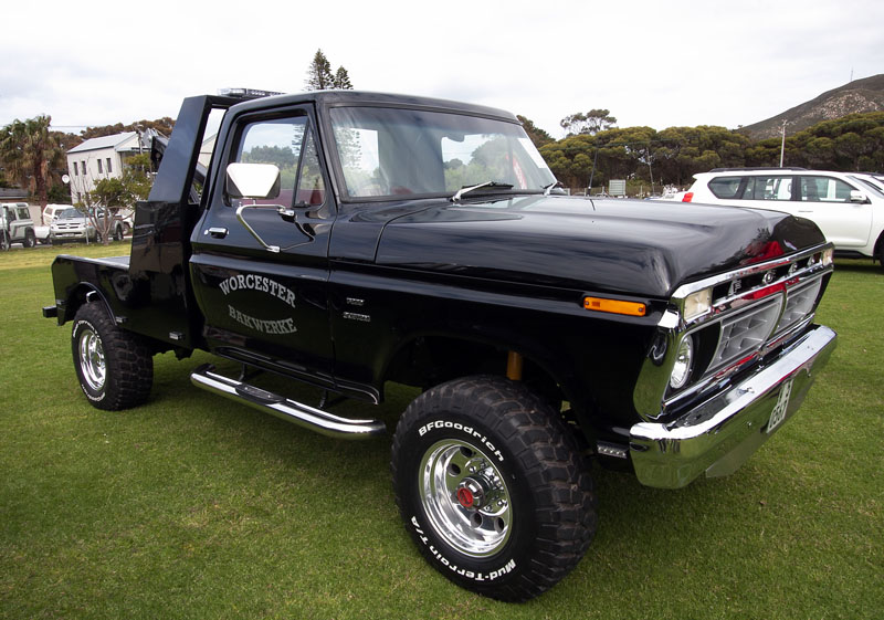1974 Ford F-250 4x4