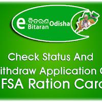 check bpl card status