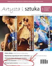 ARTYSTA I SZTUKA