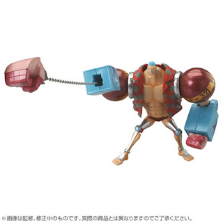 Chogokin Franky New World Ver.
