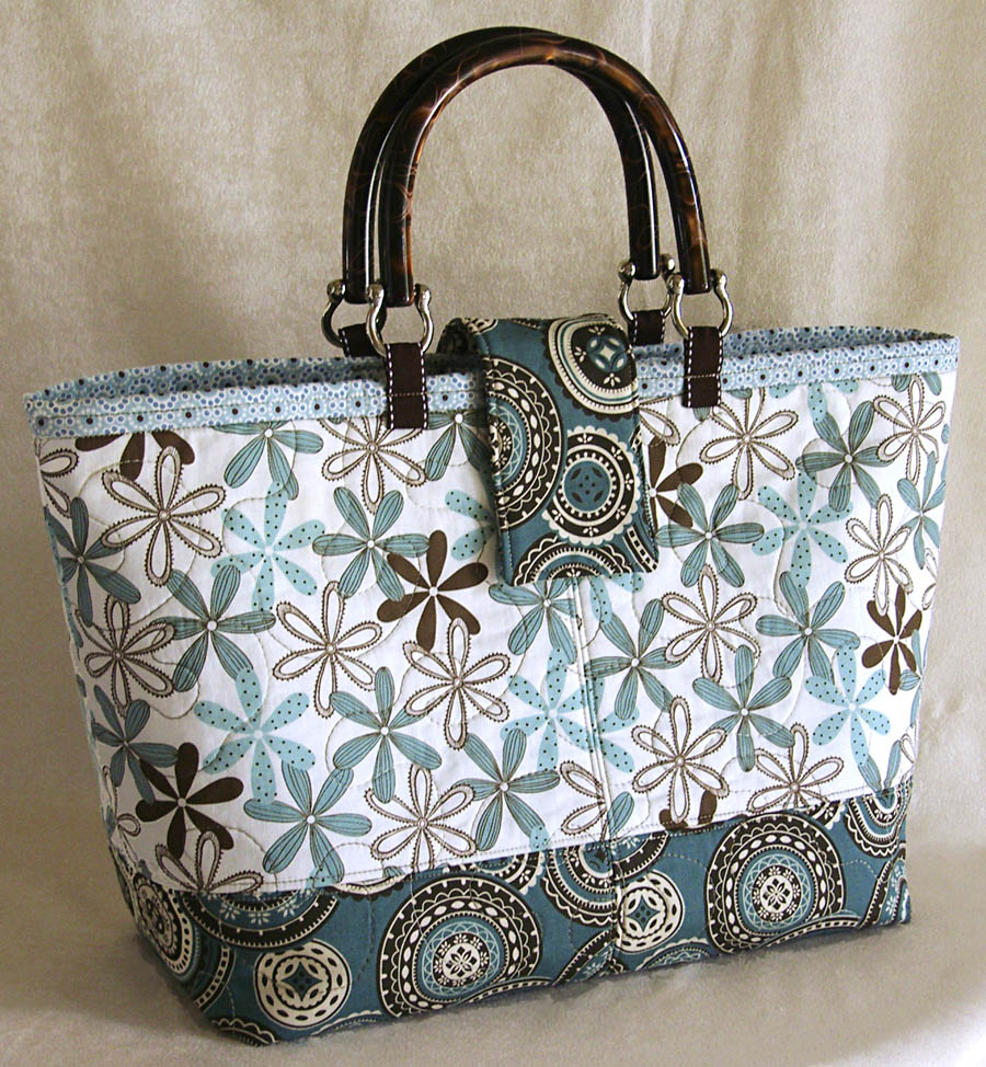 Quilting Purse Patterns Free : Bag Gloves Images: Free Tote Bag Patterns