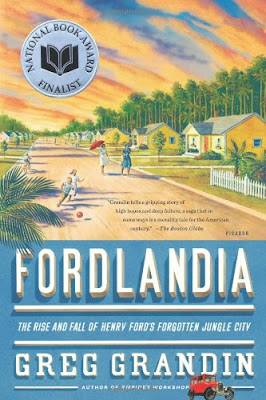 Fordlandia Book Cover