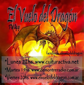PROGRAMA - EL VUELO DEL DRAGON /   ARGENTINA