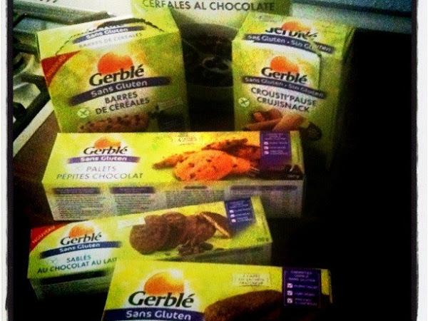 glutenfreie Produkte aus Frankreich