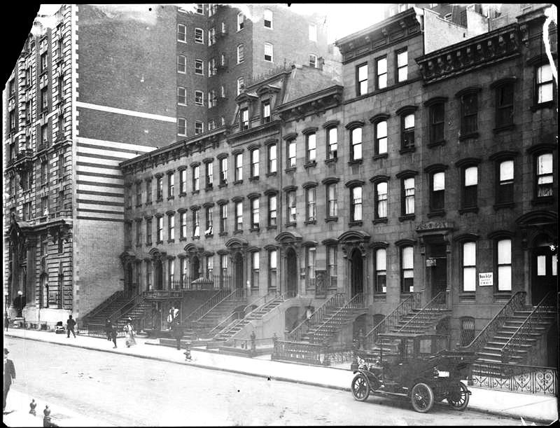 Daytonian In Manhattan The Lost Seymour Hotel 44 West 45th Street