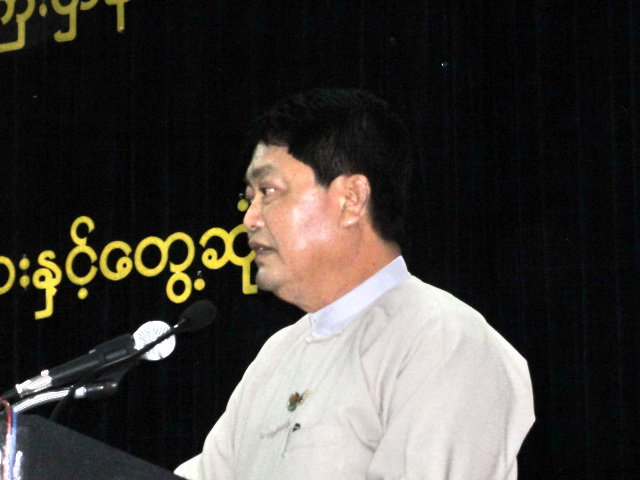Wadah ikat persahabatan, Menteri Sukan Myanmar, U Thint Hsan menyifatkan Rali Kereta Asean-India 2012, Edisi Kedua yang berlangsung di Myanmar sebagai wadah mengikat persahabatan lebih kukuh terhadap hubungan serantau mereka.