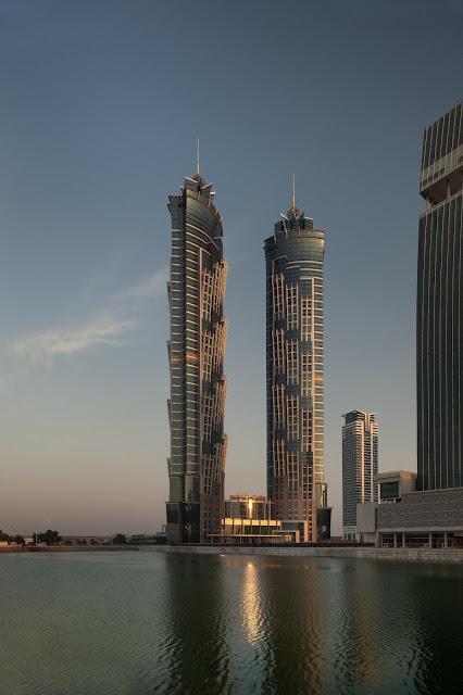 JW MARRIOTT MARQUIS HOTEL, DUBAI