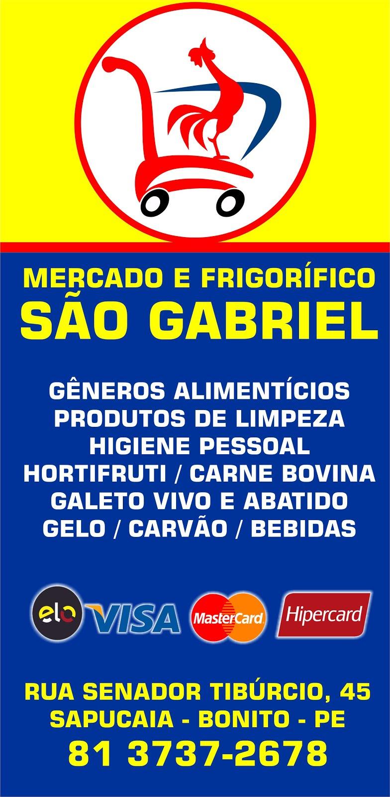 Mercado e Frigorifico São Gabriel