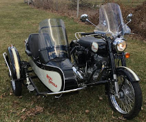 Wash. 2015 with sidecar