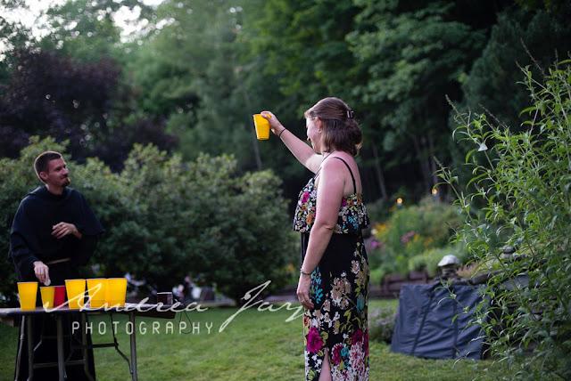 flip cup  wedding