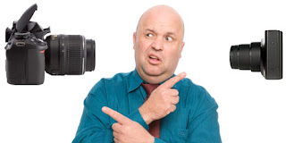 Confused choosing DSLR Camera or Pocket Point and Shoot Camera?