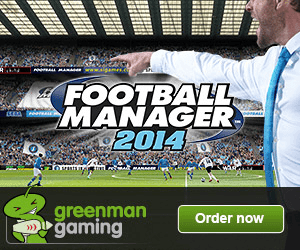 Buy Football Manager 2014